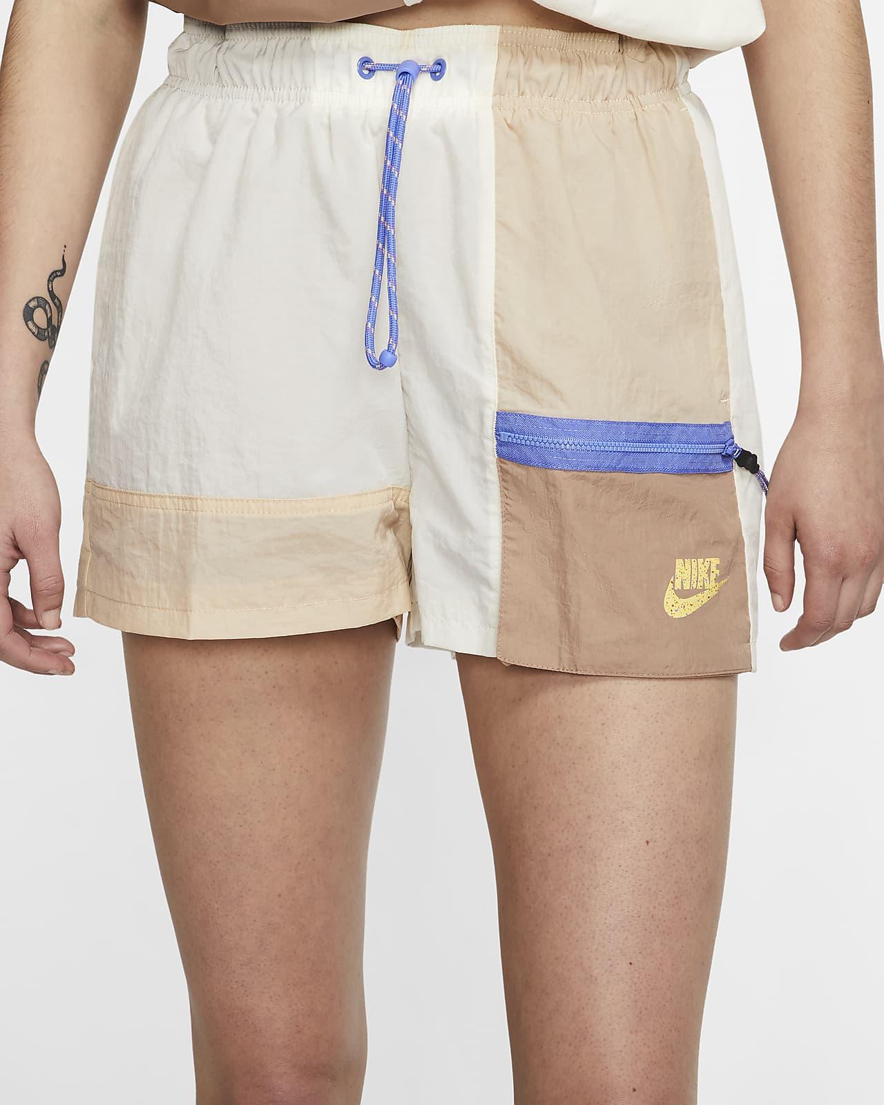 Napier Cadera Desesperado  Shorts para mujer Nike Sportswear Icon Clash. Nike MX
