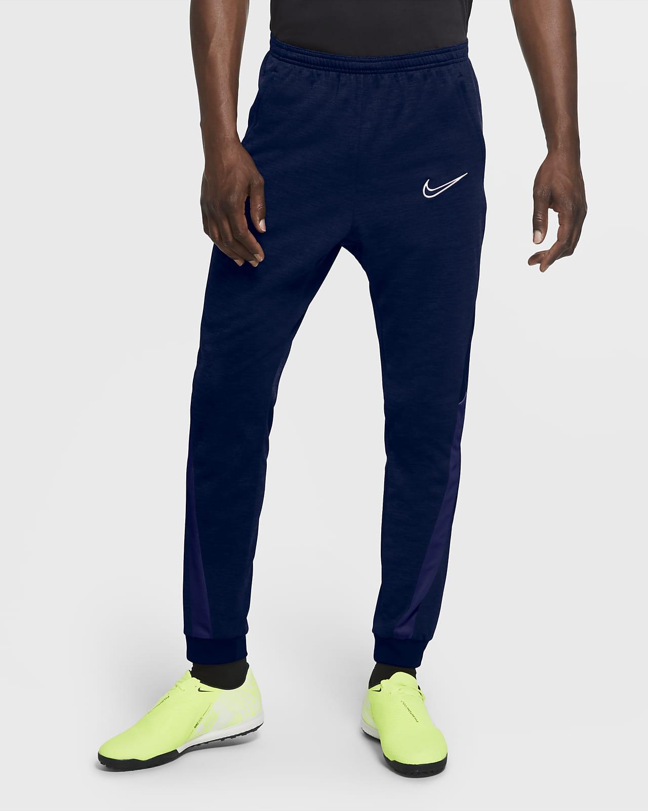 Pantalon de survêtement de football en maille Nike Dri FIT Academy pour Homme