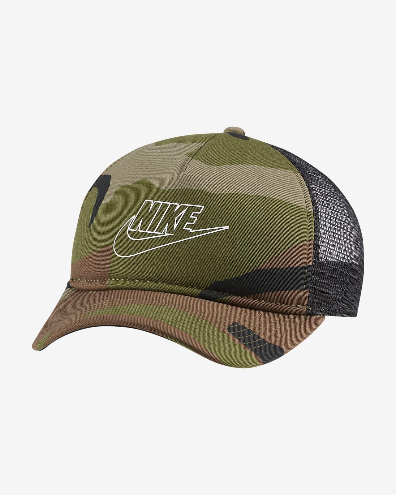 Gorra de camuflaje Nike Sportswear Classic 99
