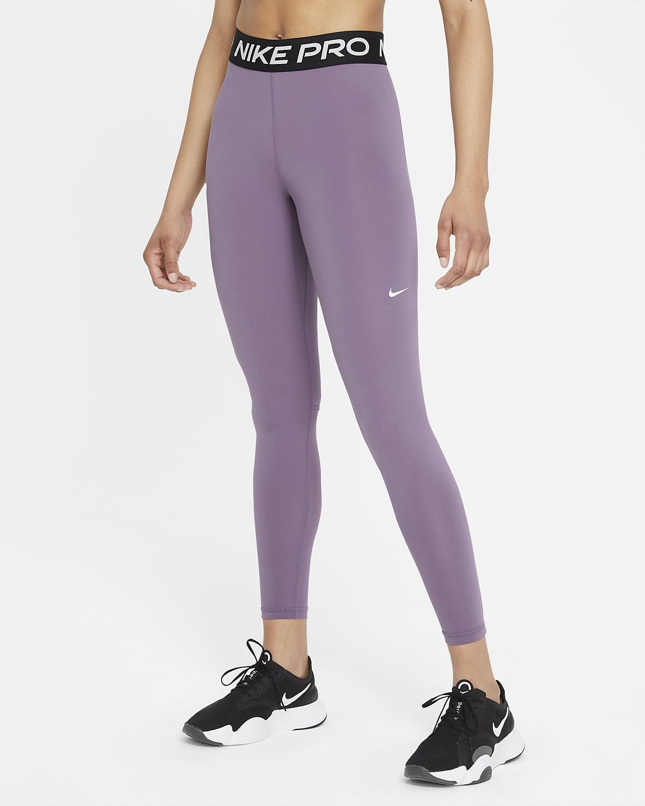 Leggings de tiro medio para mujer Nike Pro