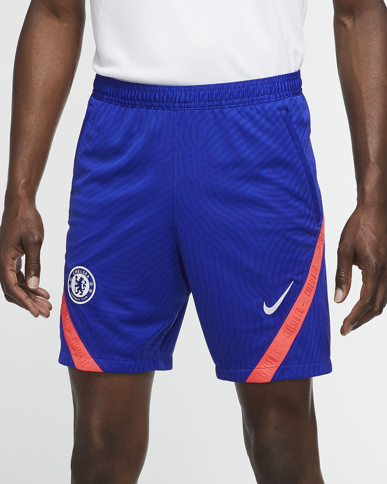 Shorts de fútbol para hombre Chelsea FC Strike