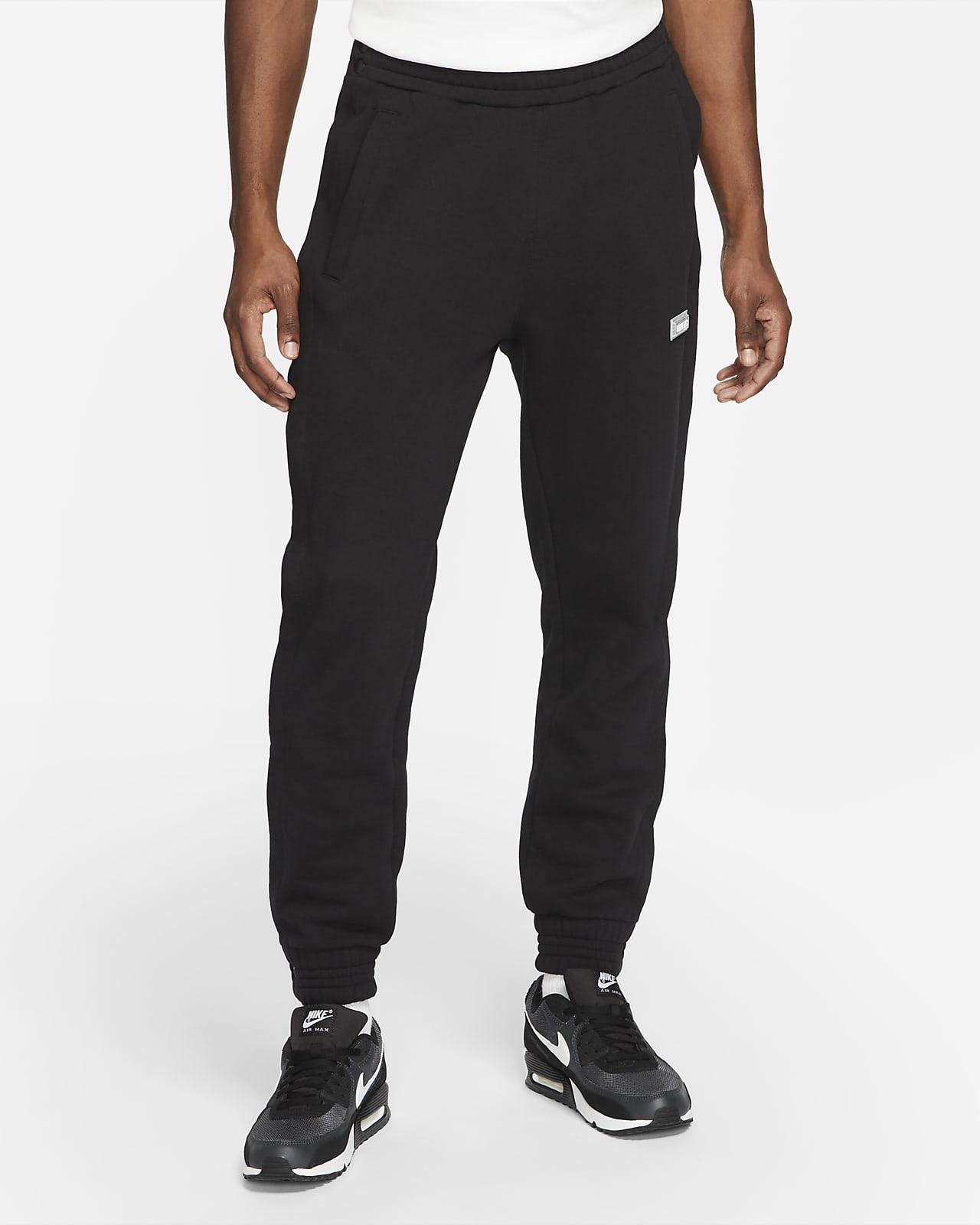 Pantalon de football en tissu Fleece Nike F.C. pour Homme