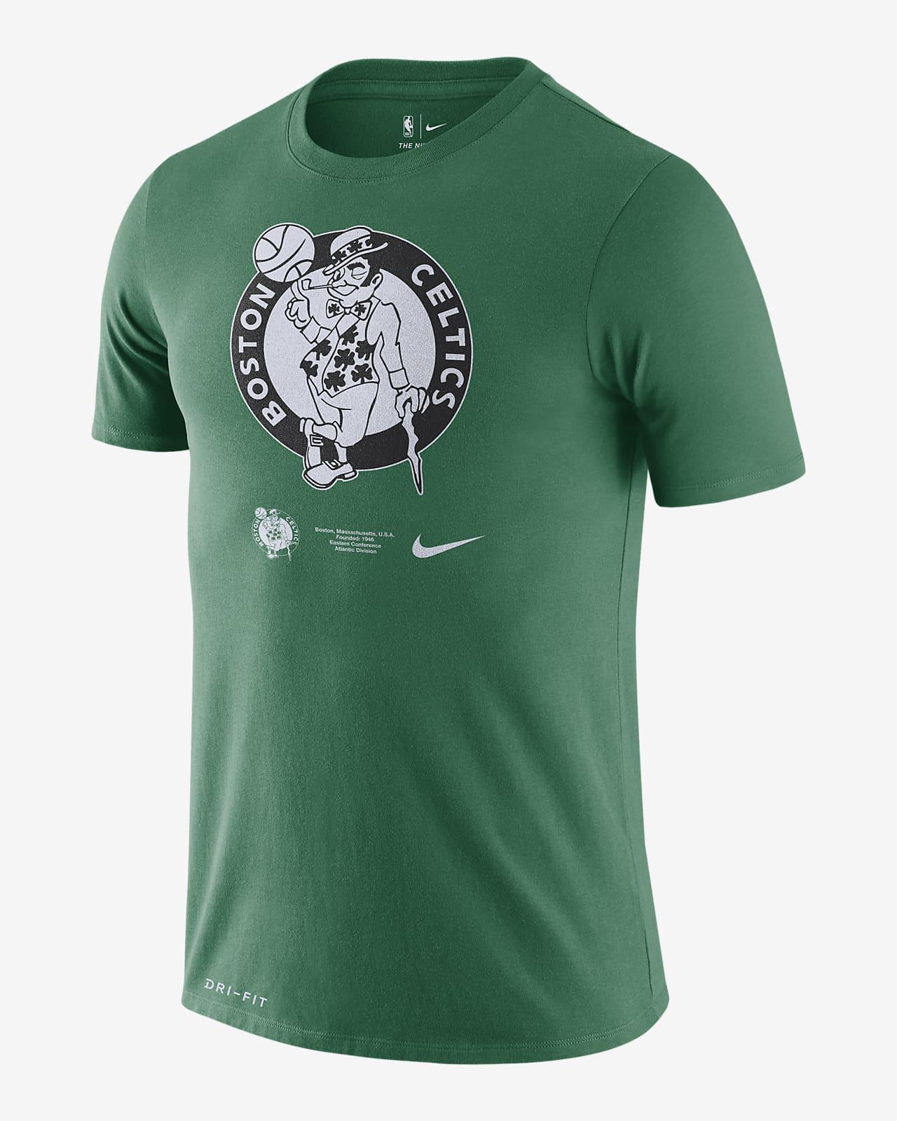 Tee-shirt Nike Dri-FIT NBA Celtics Logo pour Homme