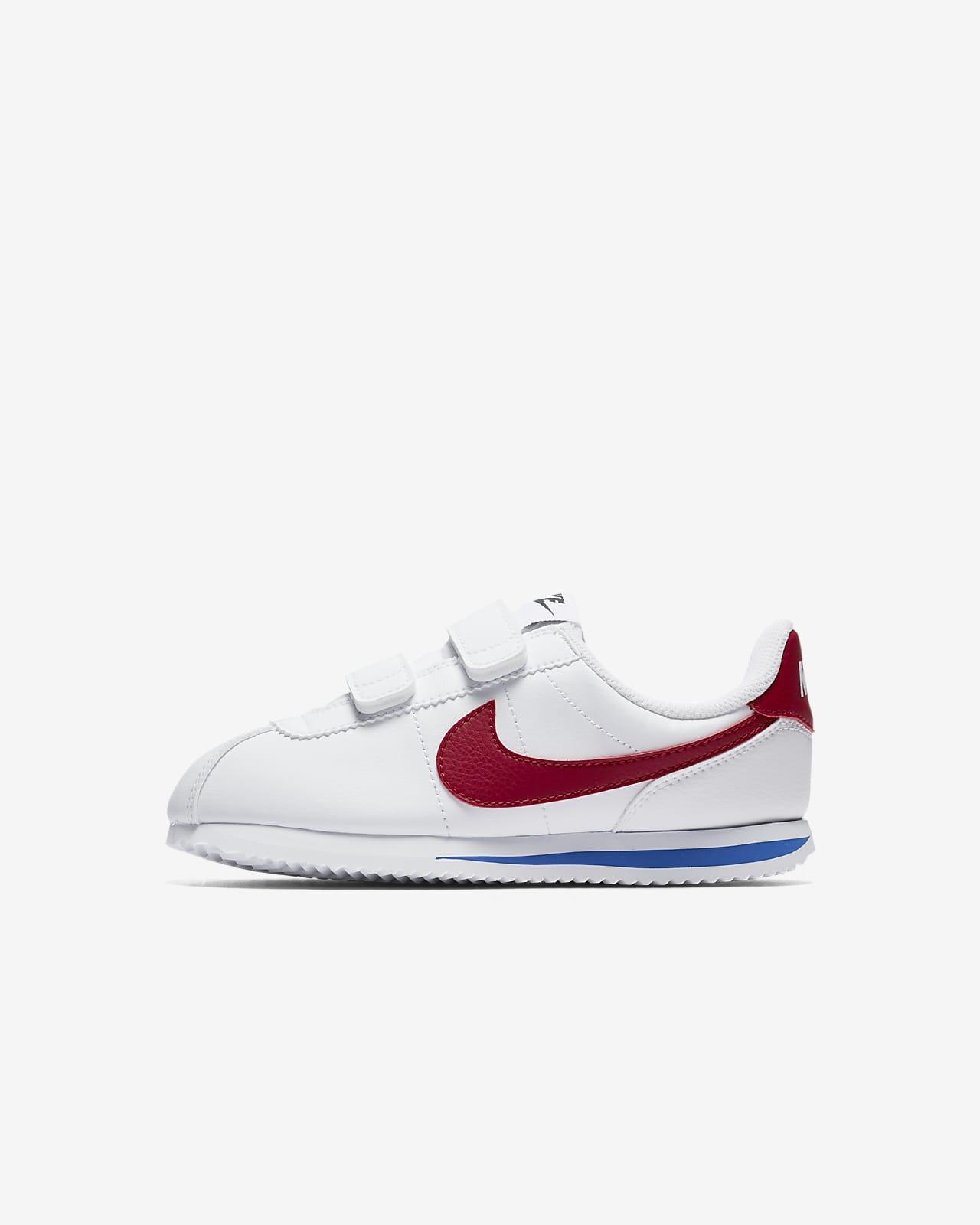 Bota Nike Cortez Basic SL pro malé děti