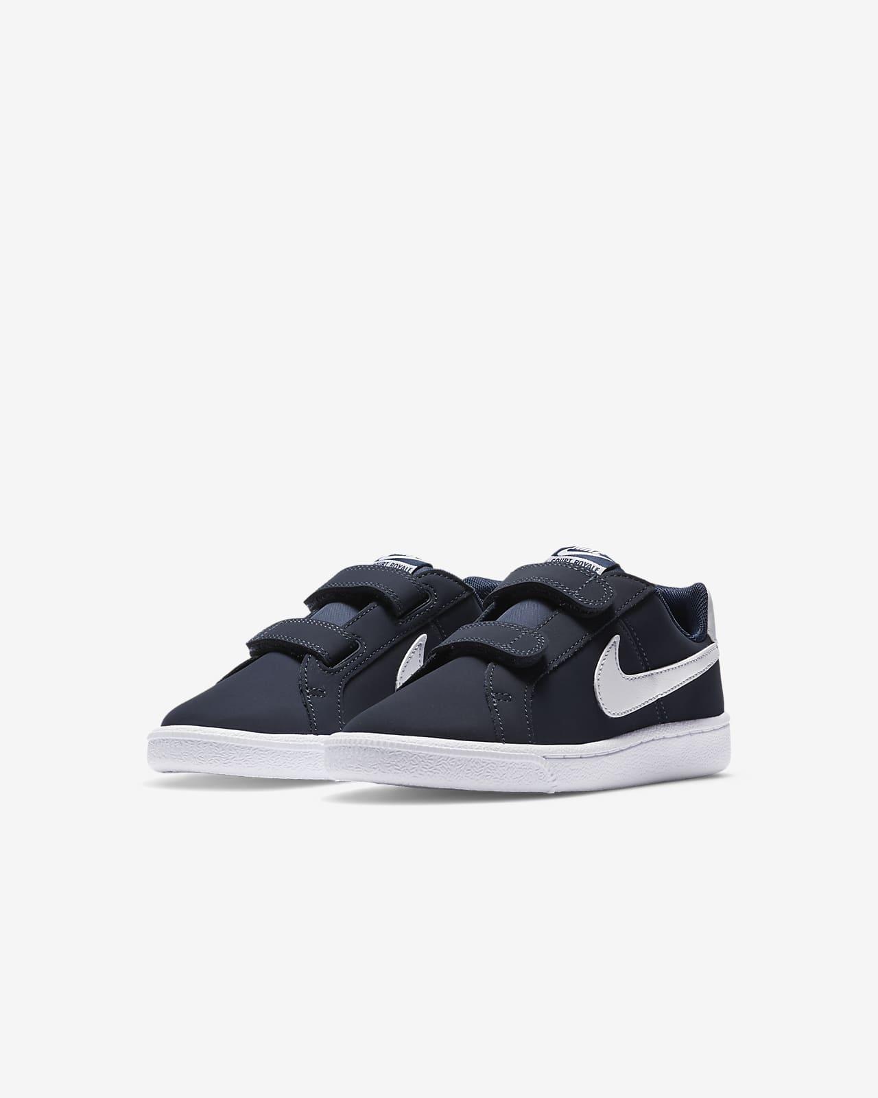 NikeCourt Royale Younger Kids' (Boys