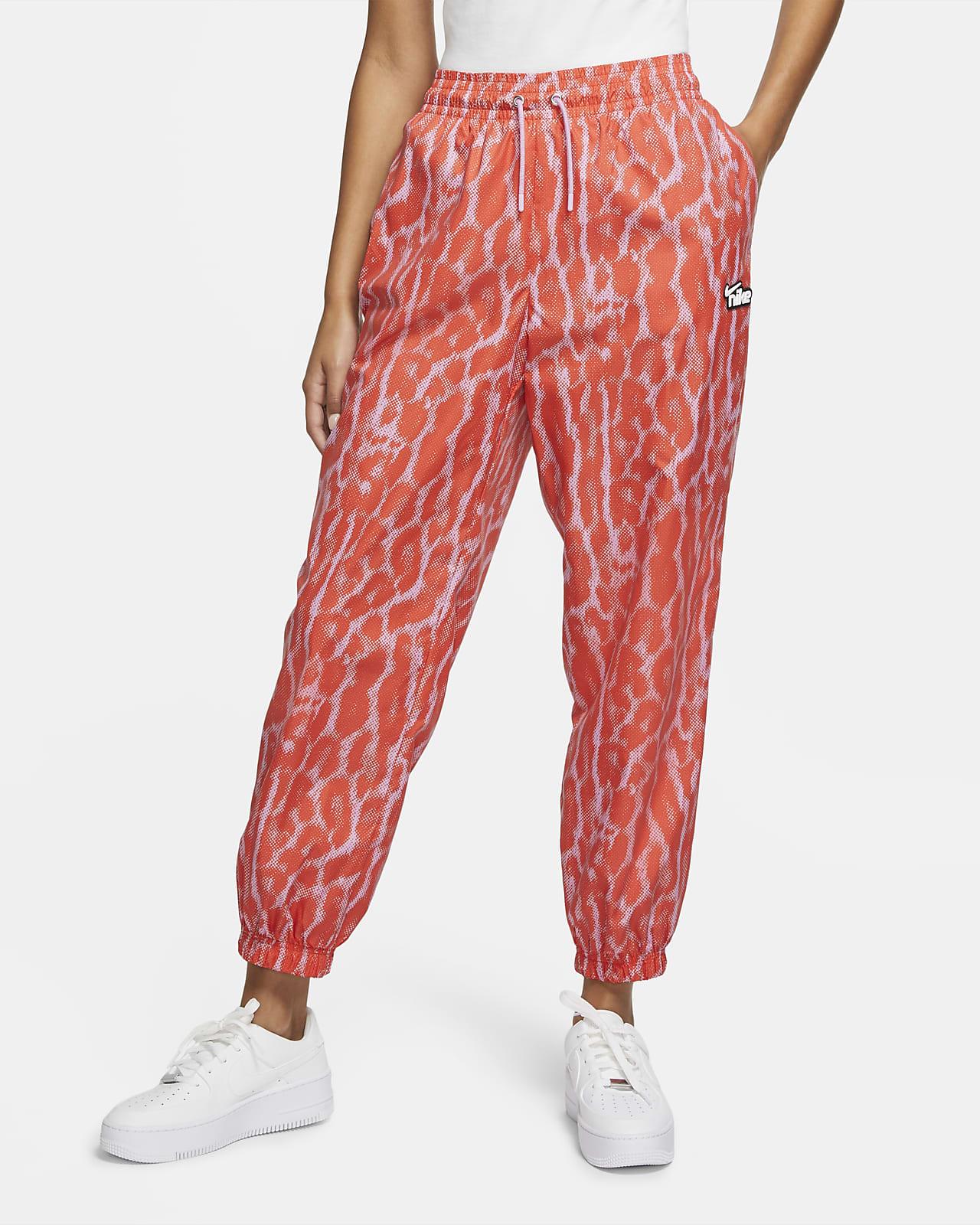 Pantalones Tejidos Para Mujer Nike Sportswear Nike Com