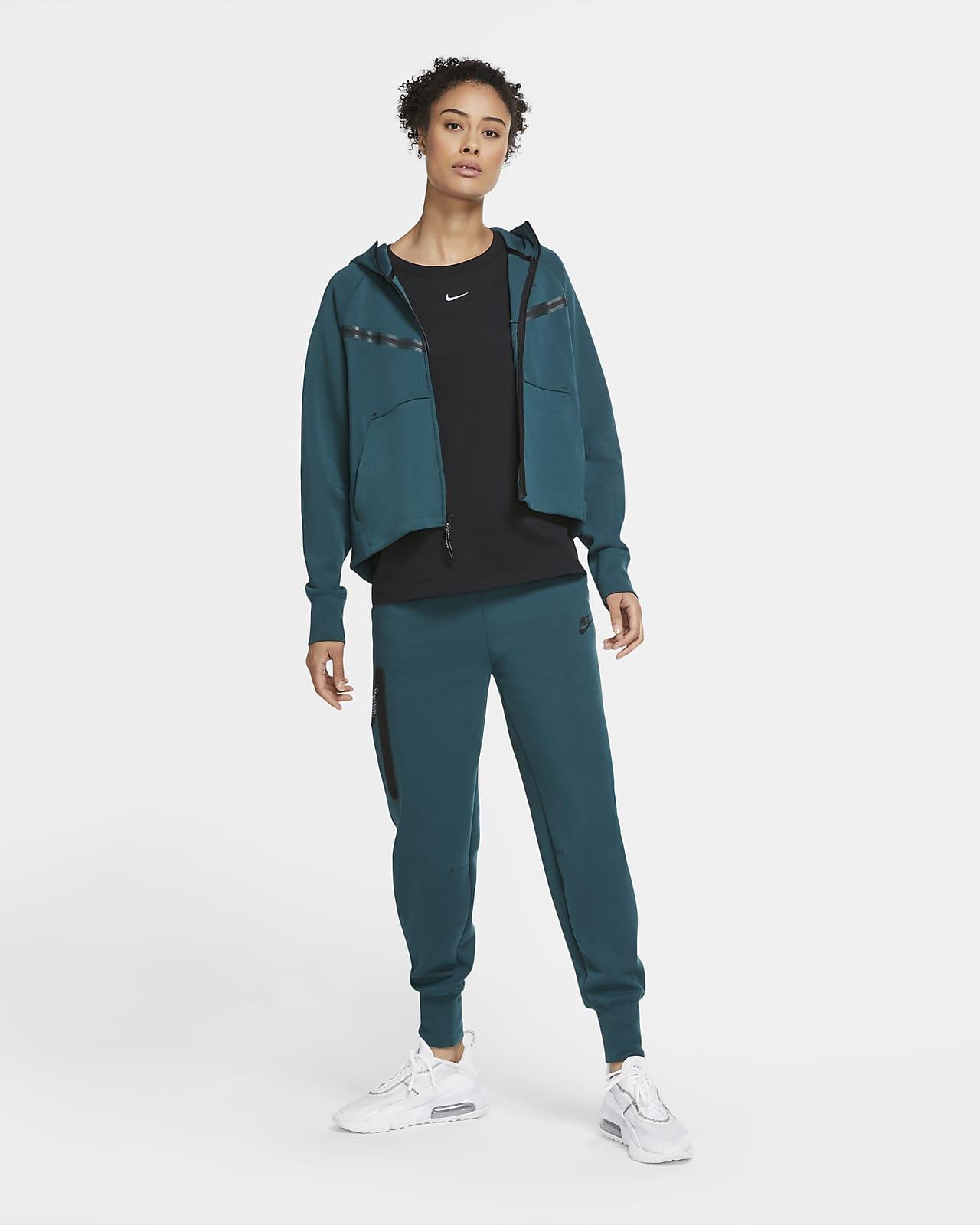 Nike Sportswear Tech Fleece Windrunner Women S Full Zip Hoodie Nike Com