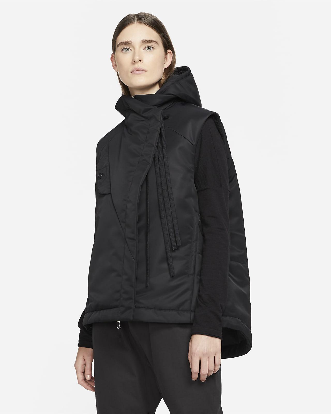 Veste sans manches doublée Nike ESC pour Femme