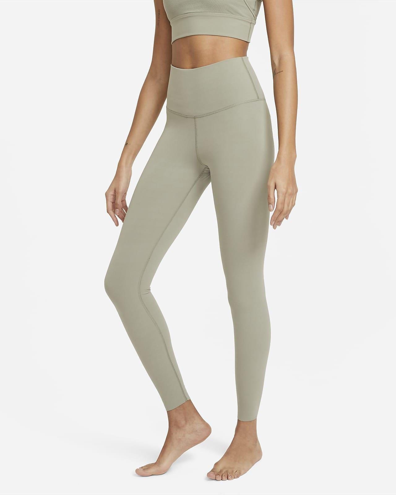 Leggings de cintura alta para mujer Nike Yoga Luxe