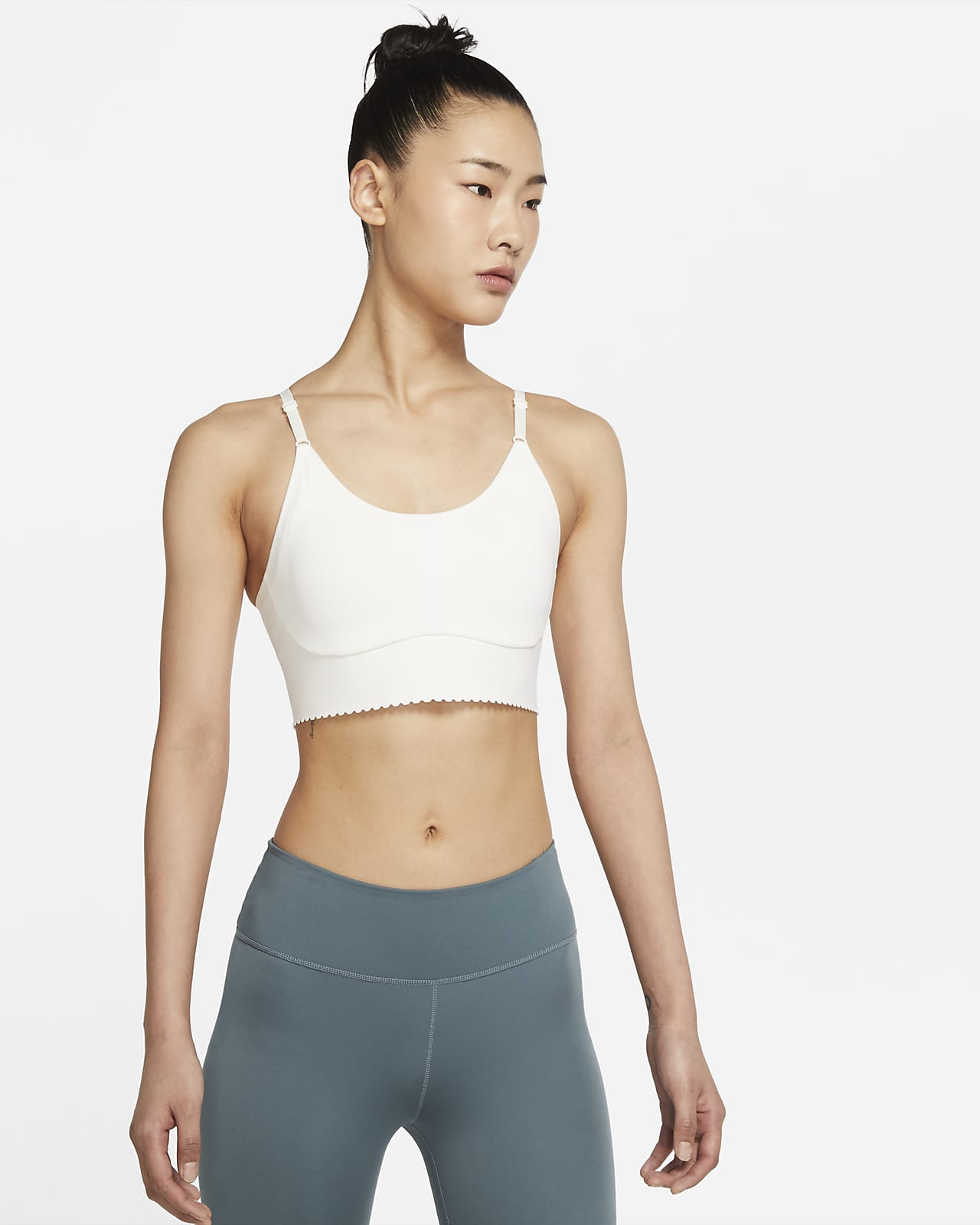 Nike Yoga Dri-FIT Indy 女子低强度支撑运动内衣