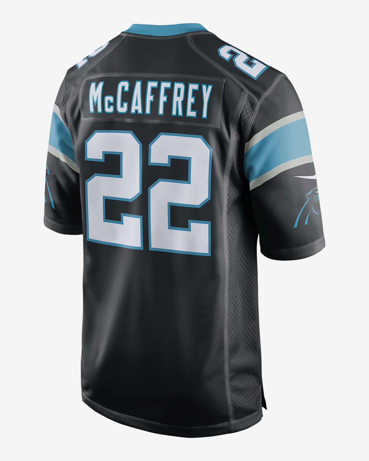 Nfl Carolina Panthers Christian Mccafrey Men S Game Football Jersey Nike Com