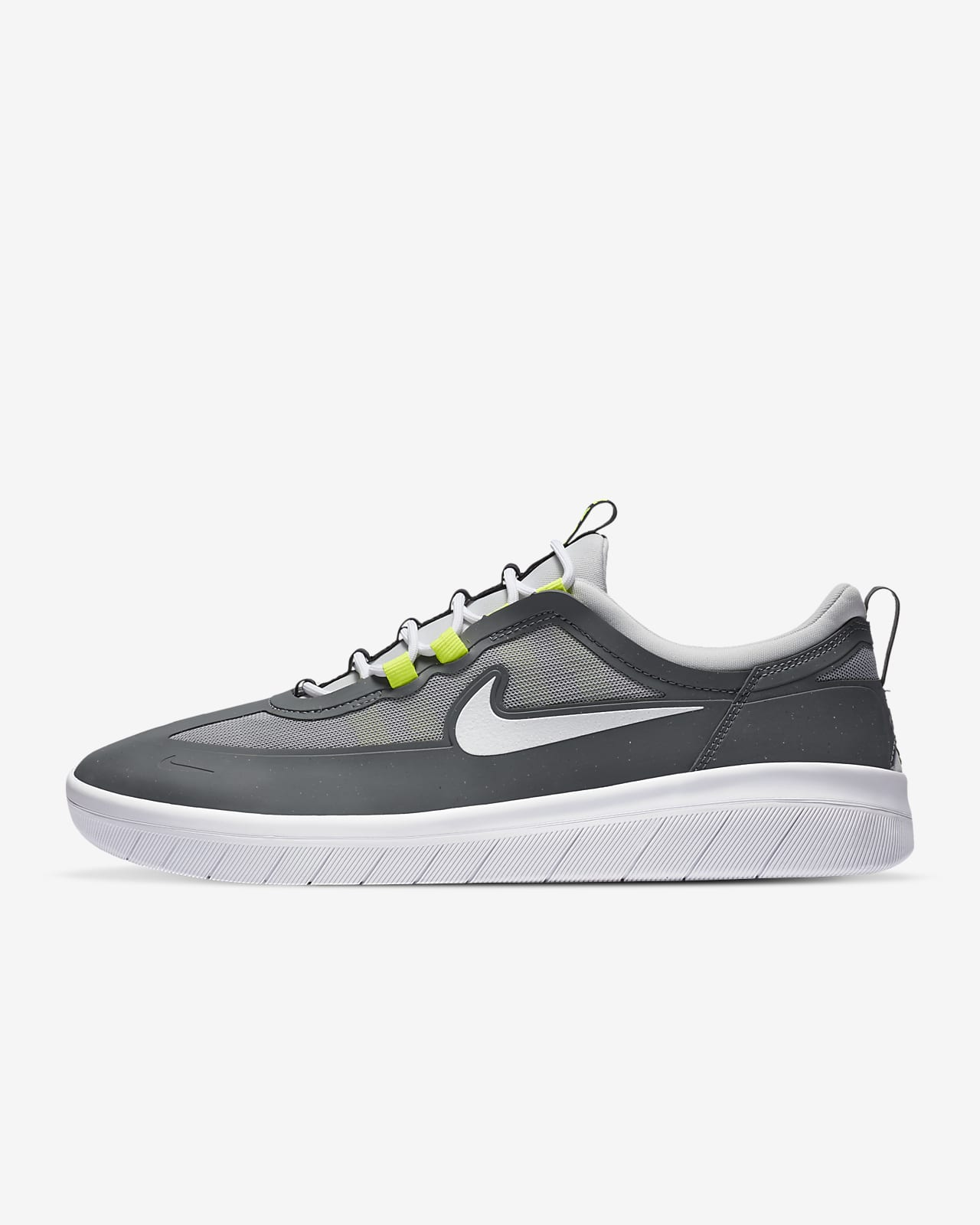 Nike SB Nyjah Free 2 Skate Shoe. Nike CH