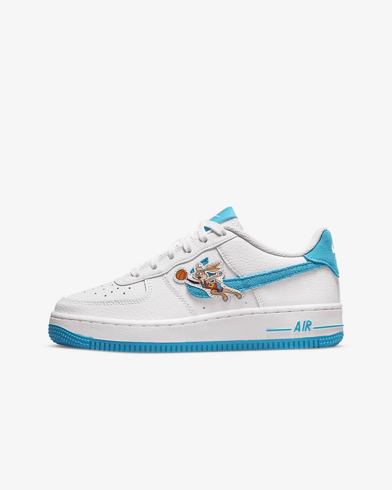 Nike Air Force 1 (GS) 大童运动童鞋