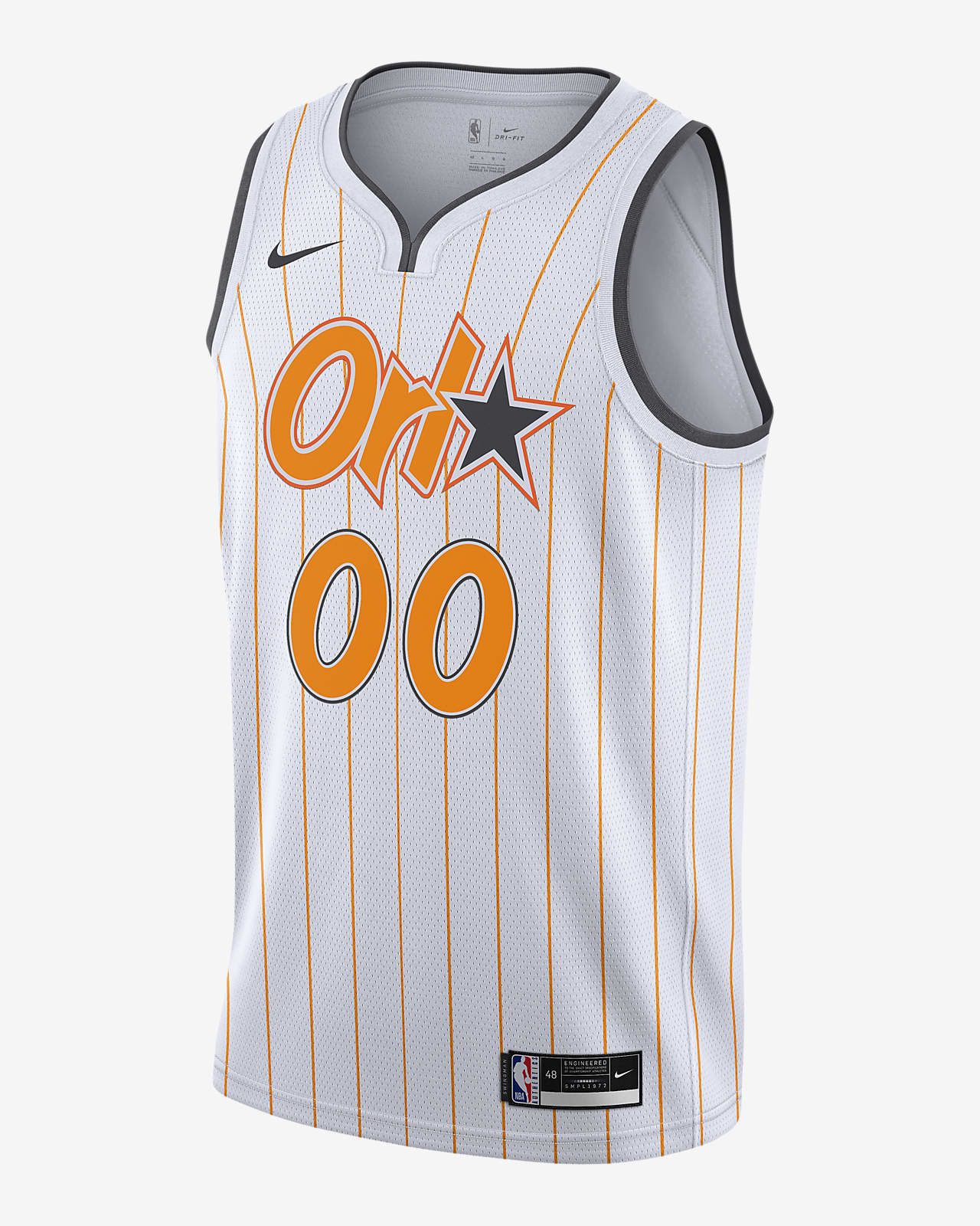 Orlando Magic City Edition Nike NBA Swingman Jersey