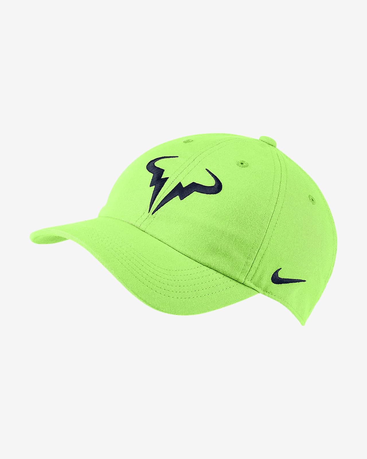 Gorro de tenis NikeCourt AeroBill Rafa Heritage86