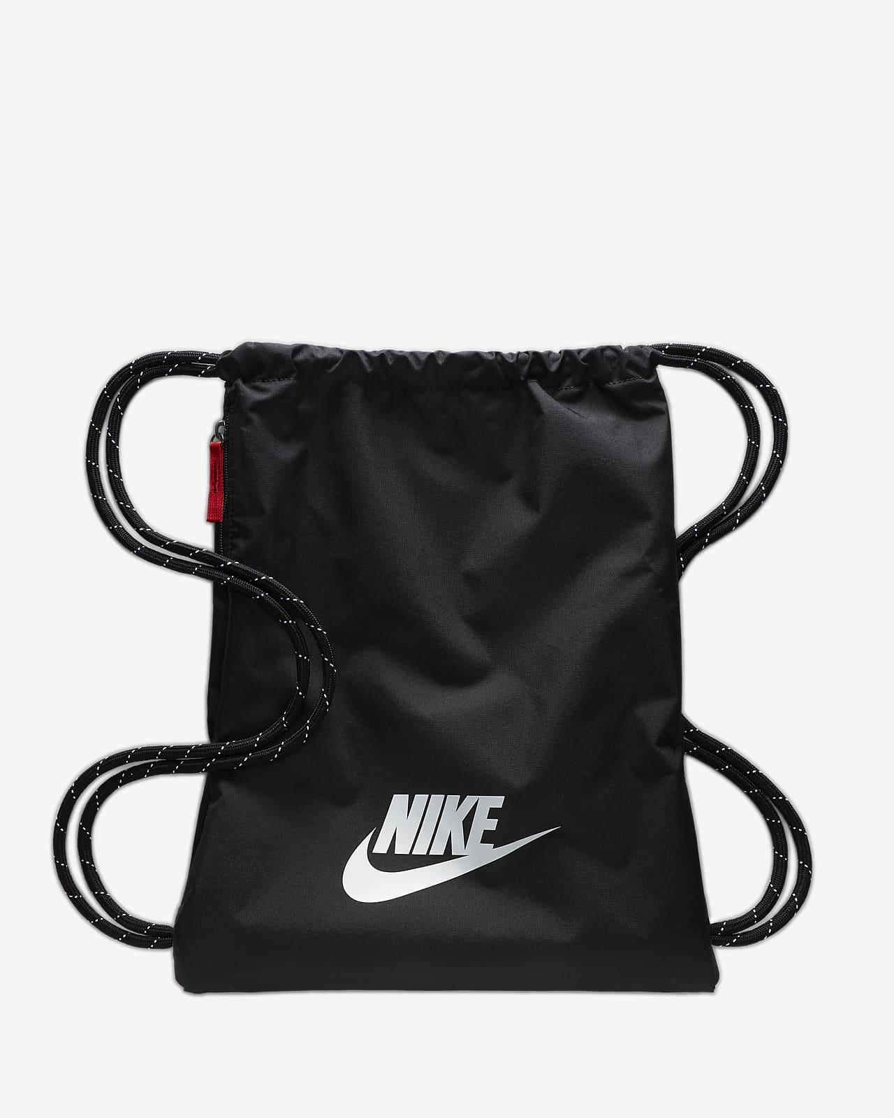 apelación cable En general  Nike Heritage 2.0 Gymsack. Nike ID