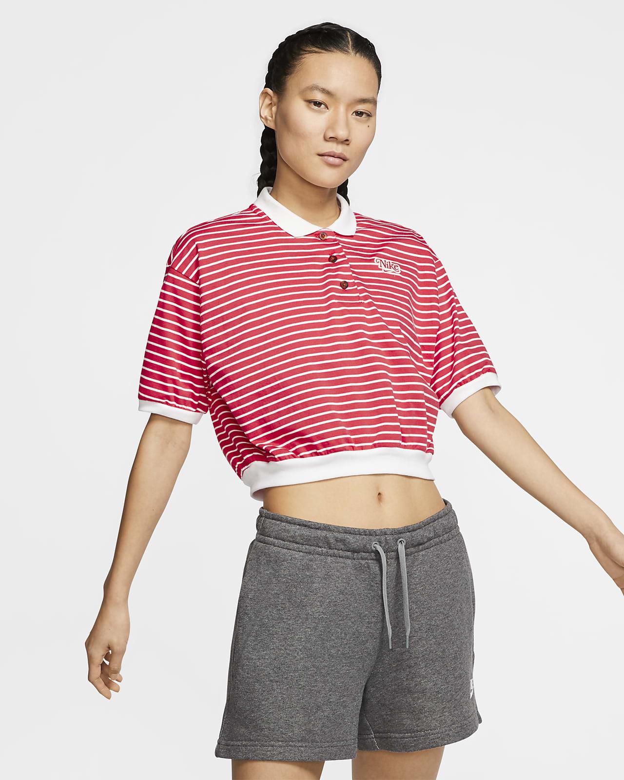 Nike Sportswear Poloshirt für Damen
