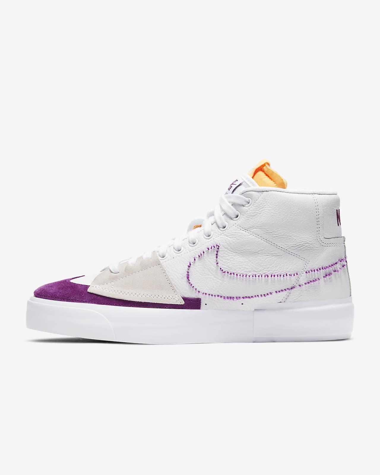 Nike SB Zoom Blazer Mid Edge Skate Shoe. Nike IL