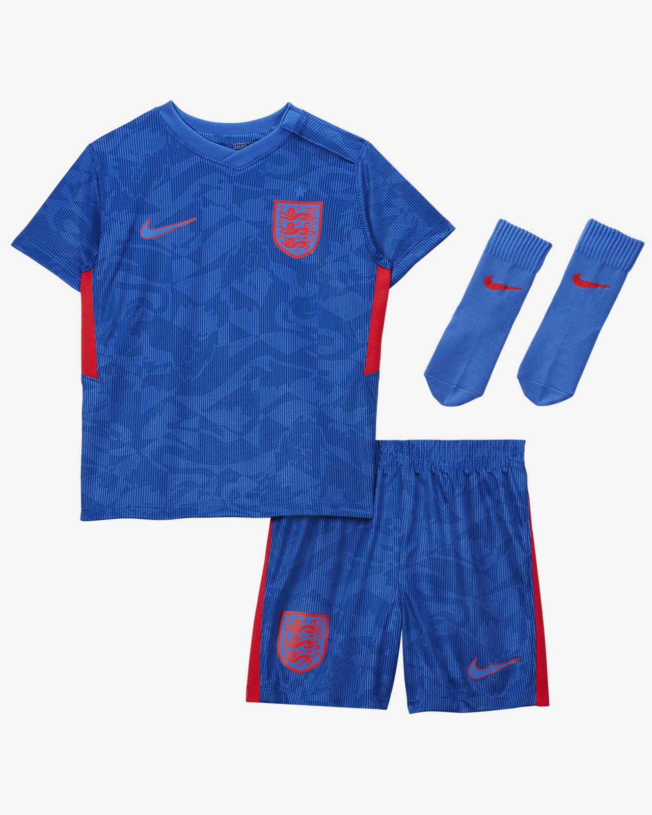 Tenue de football Angleterre 2020 Extérieur pour Bébé et Petit enfant