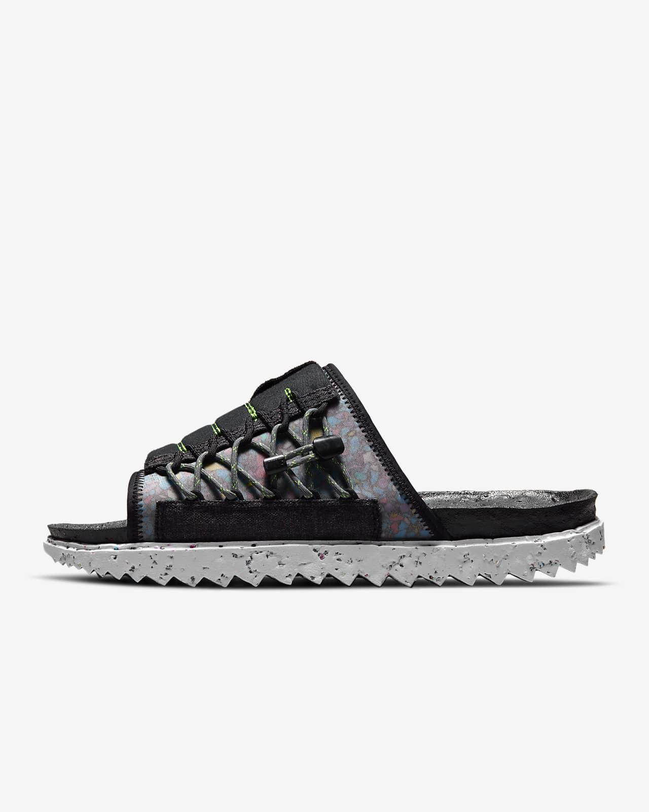 รองเท้าแตะผู้ชายแบบสวม Nike Asuna Crater