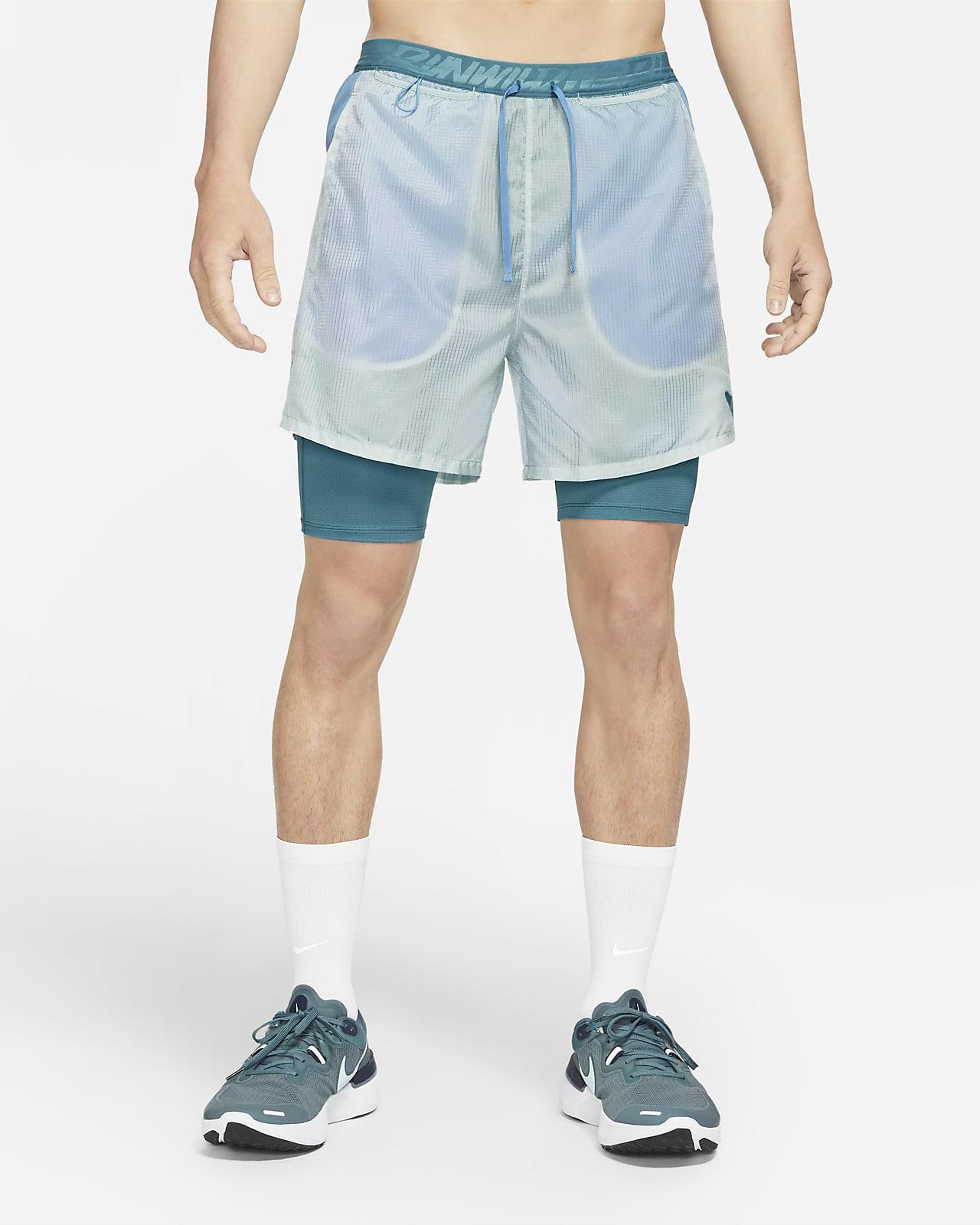 Nike Dri-FIT Wild Run Flex Stride Men's 2-In-1 18cm (approx.) Running Shorts