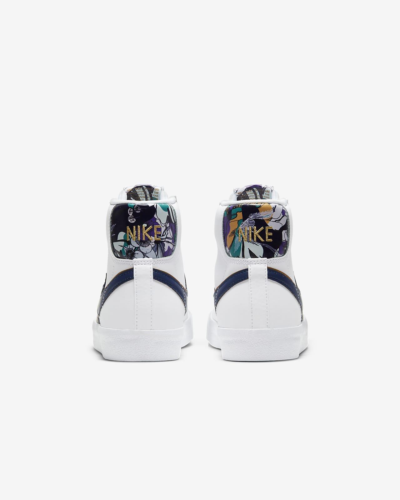 Nike Blazer Mid '77 SE Big Kids' Shoe