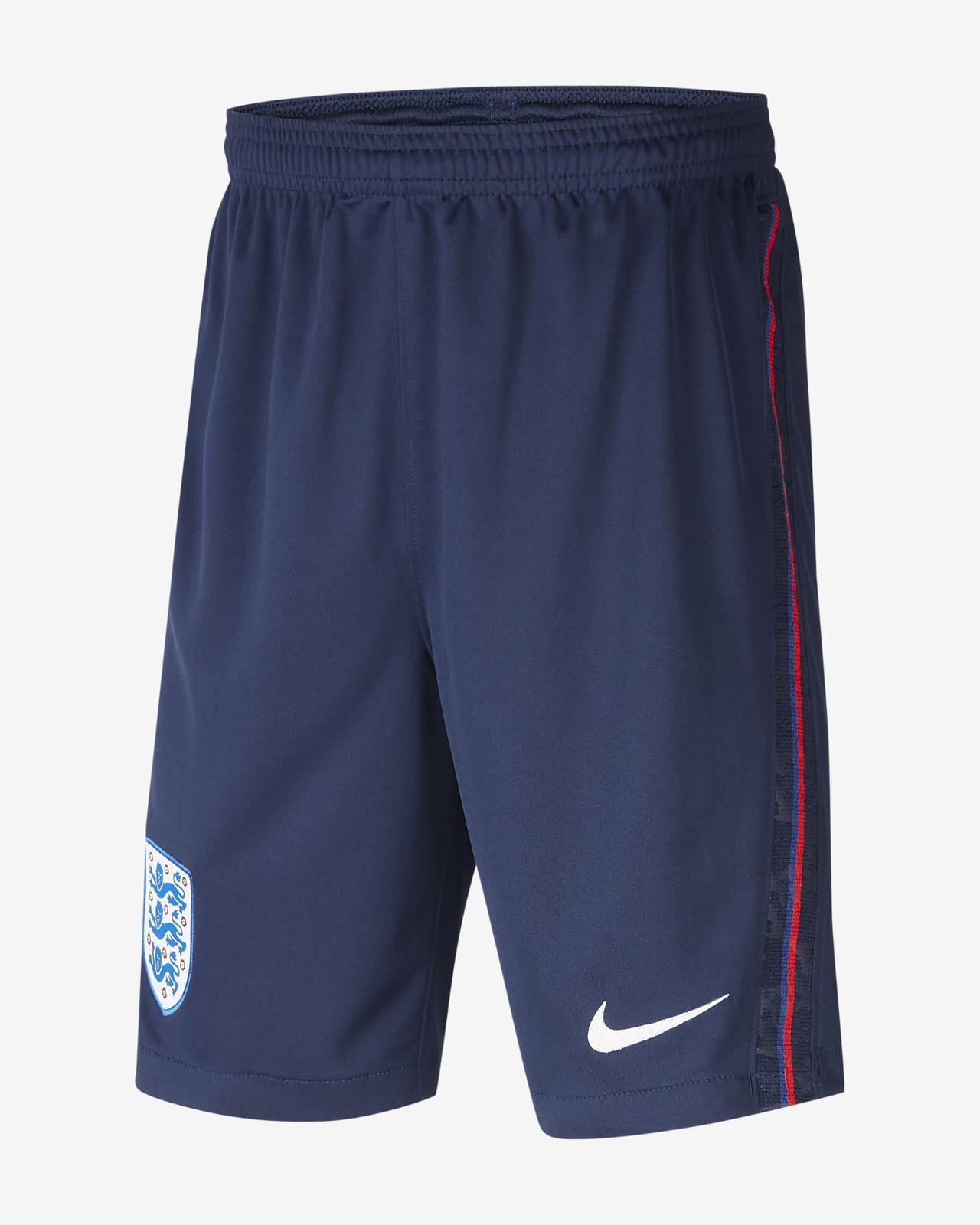 England Stadium 2020 Home Older Kids' Football Shorts