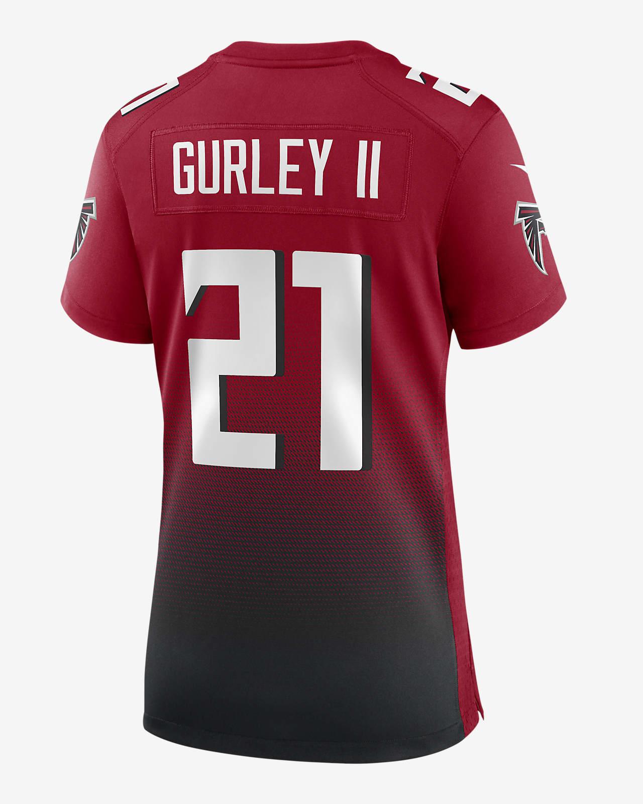 NFL Atlanta Falcons (Todd Gurley) Women's Game Football Jersey