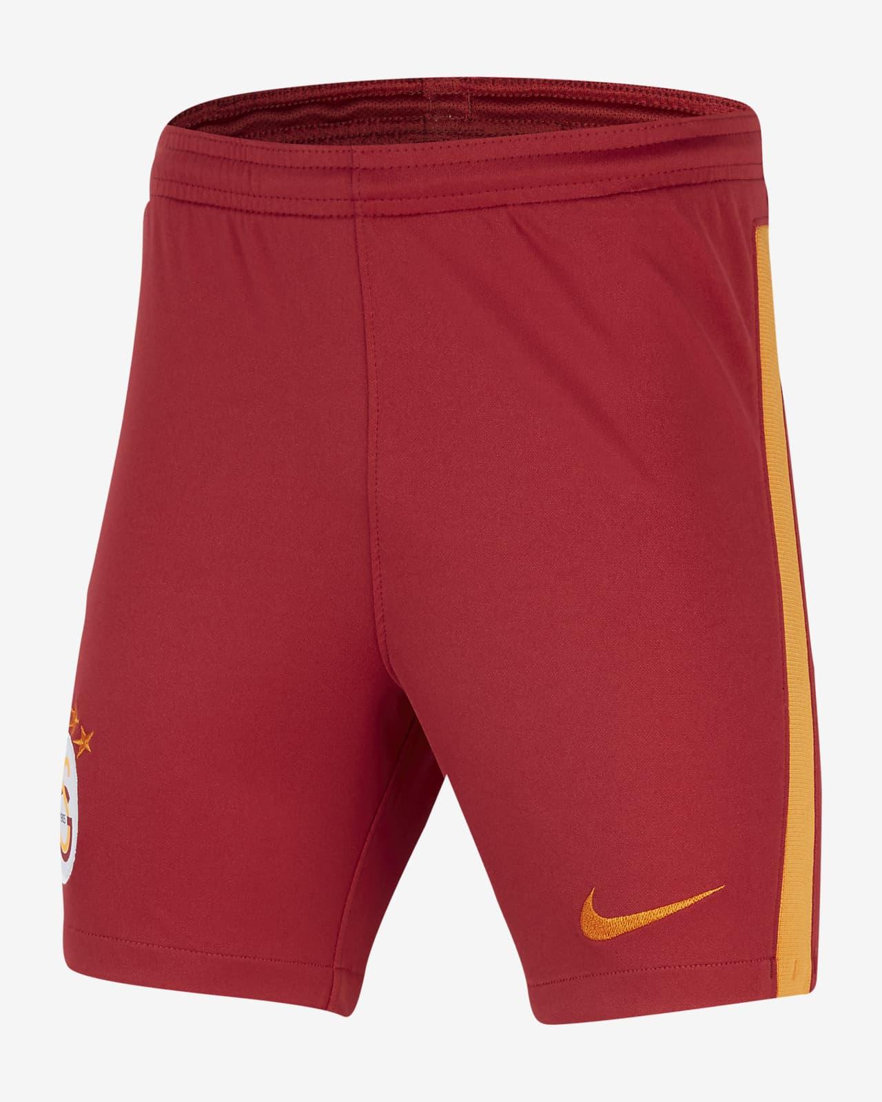 Galatasaray 2020/21 Stadium Home/Away Older Kids' Football Shorts ...
