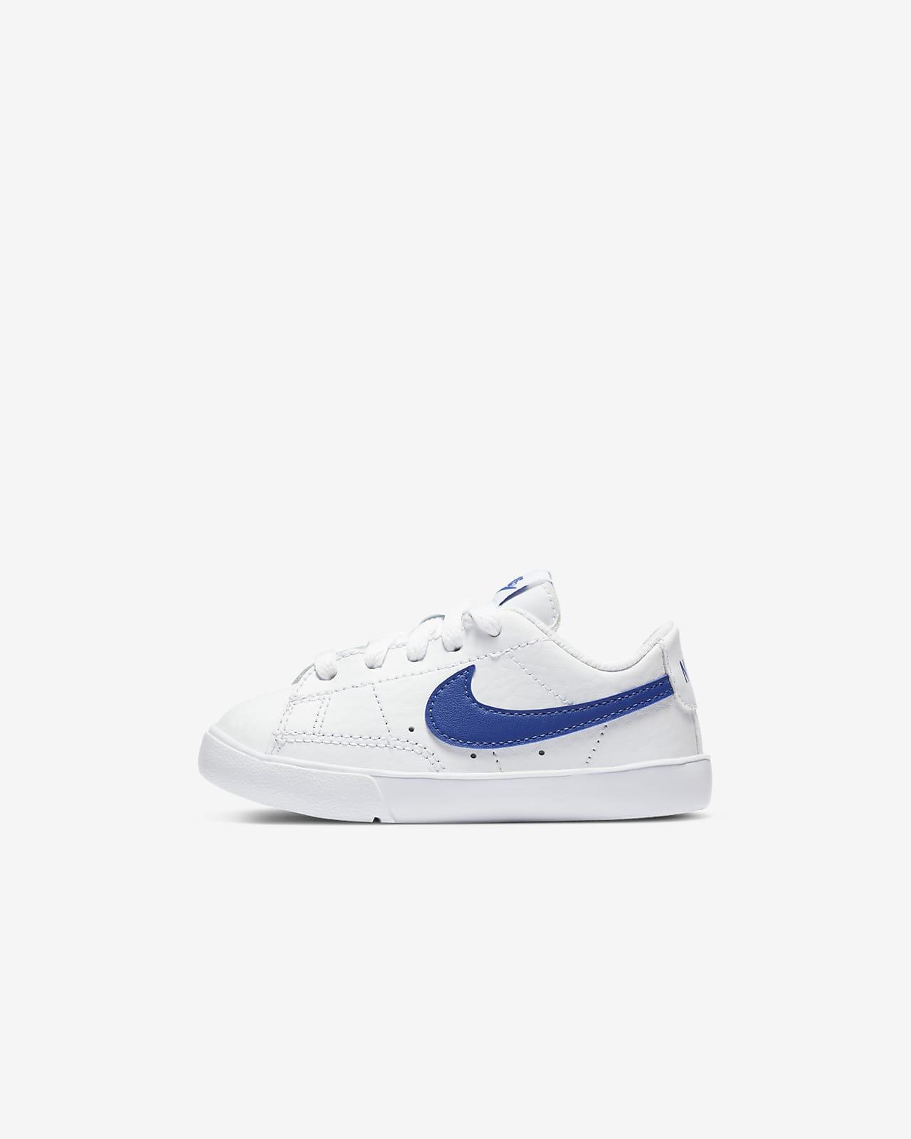 Chaussure Nike Blazer Low pour Bébé et Petit enfant. Nike LU