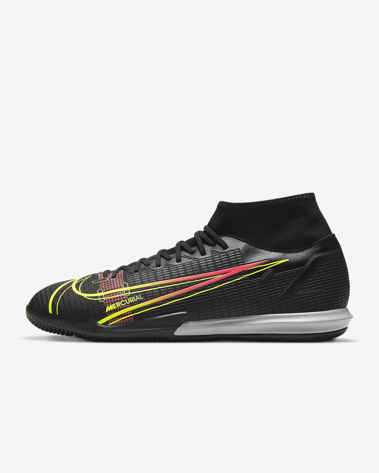 Calzado de fútbol para cancha cubierta Nike Mercurial Superfly 8 Academy IC