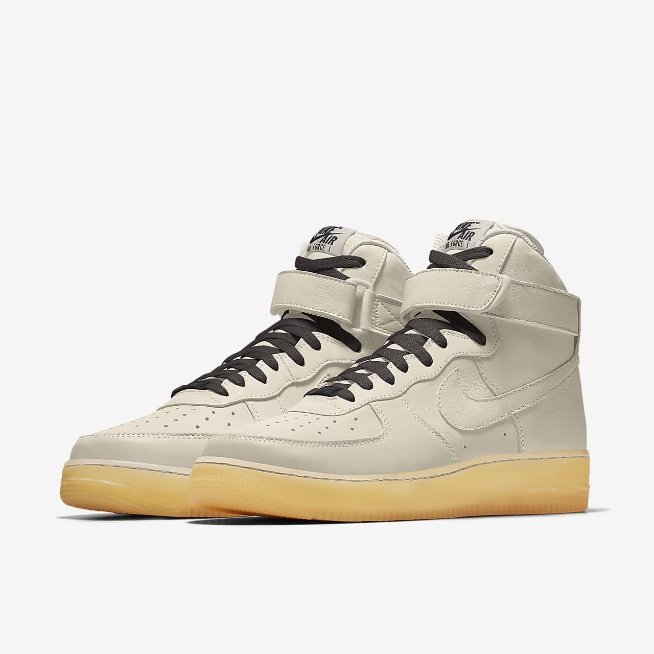 Scarpa personalizzabile Nike Air Force 1 High By You - Uomo. Nike CH