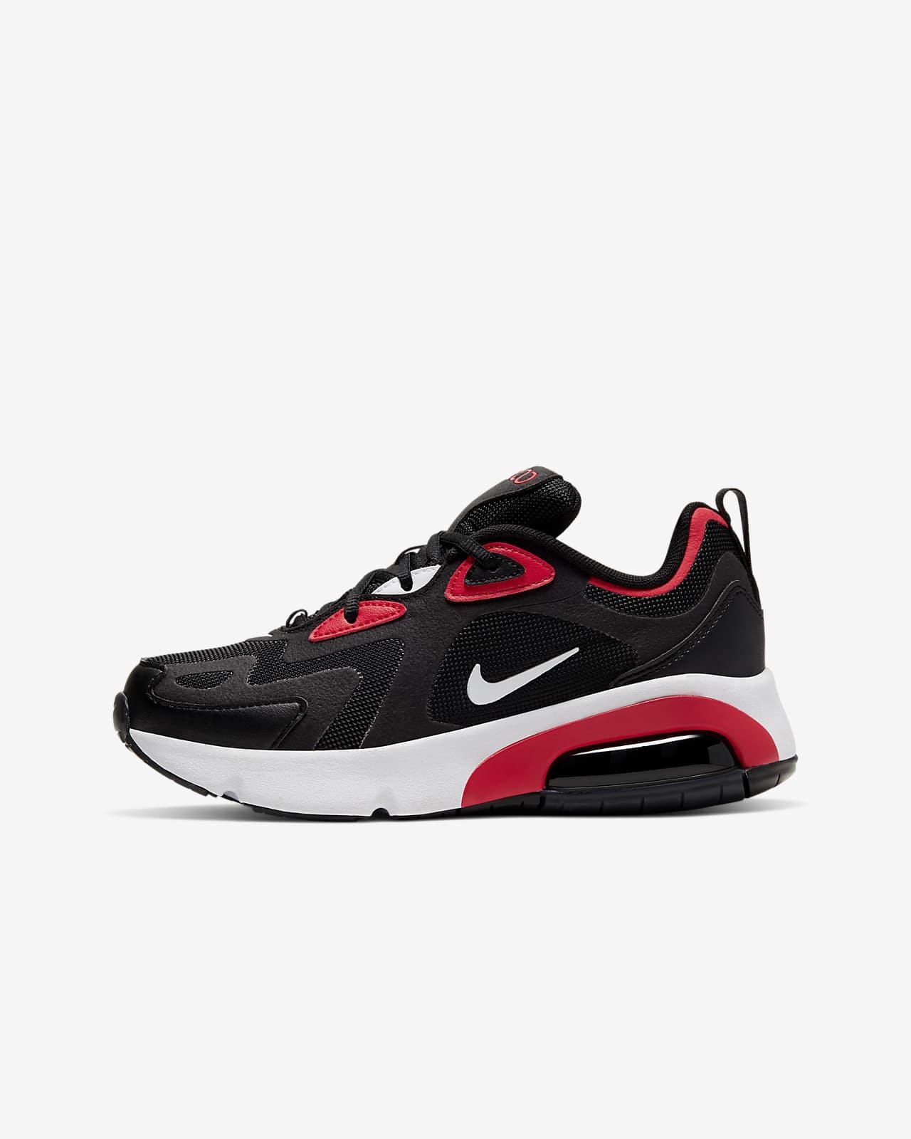 Calzado Para Nino Talla Grande Nike Air Max 200 Nike Com