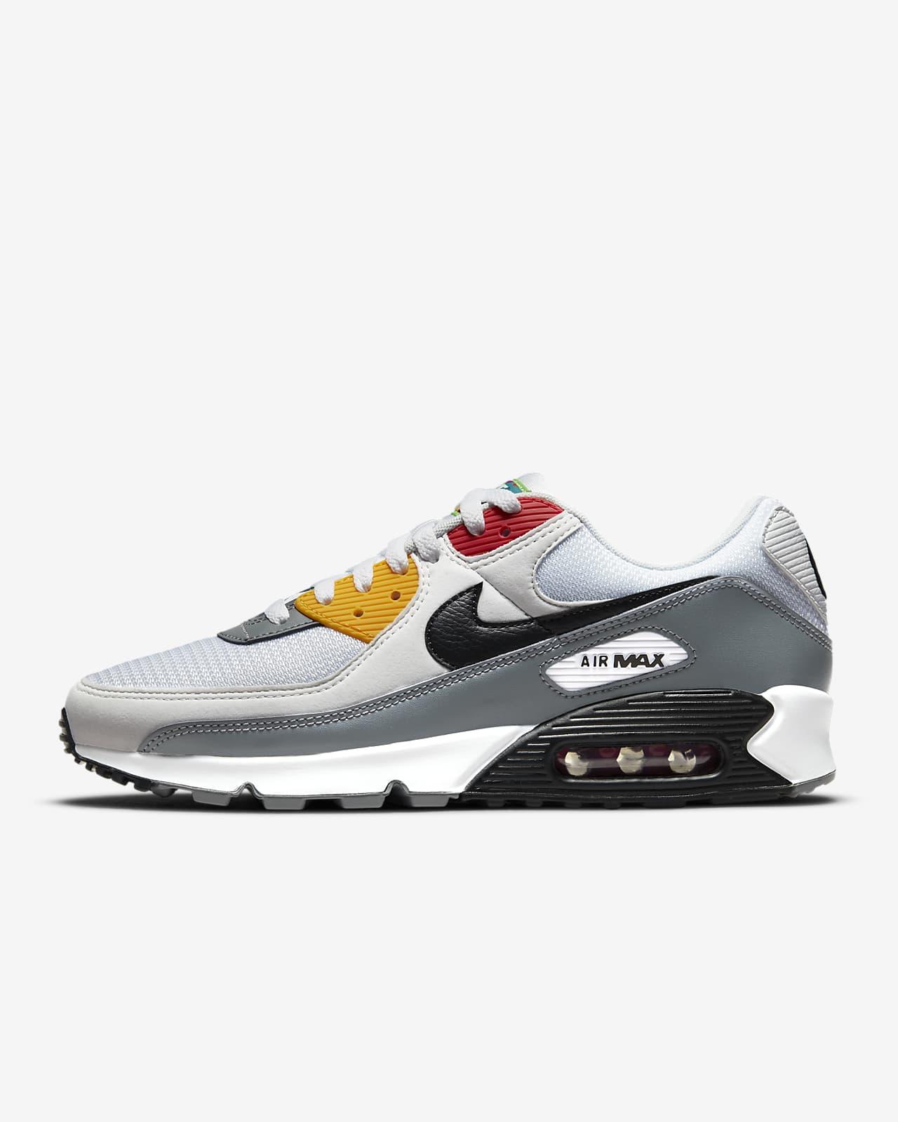 Chaussure Nike Air Max 90 Premium pour Homme. Nike LU