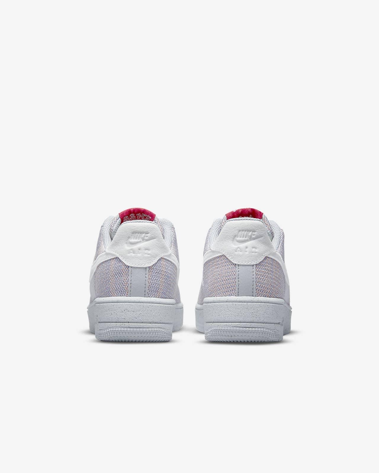 Scarpa Nike Air Force 1 Crater Flyknit - Ragazzi. Nike IT