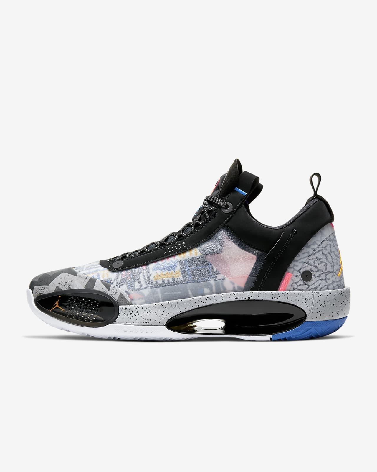 รองเท้าบาสเก็ตบอล Air Jordan XXXIV Low PF