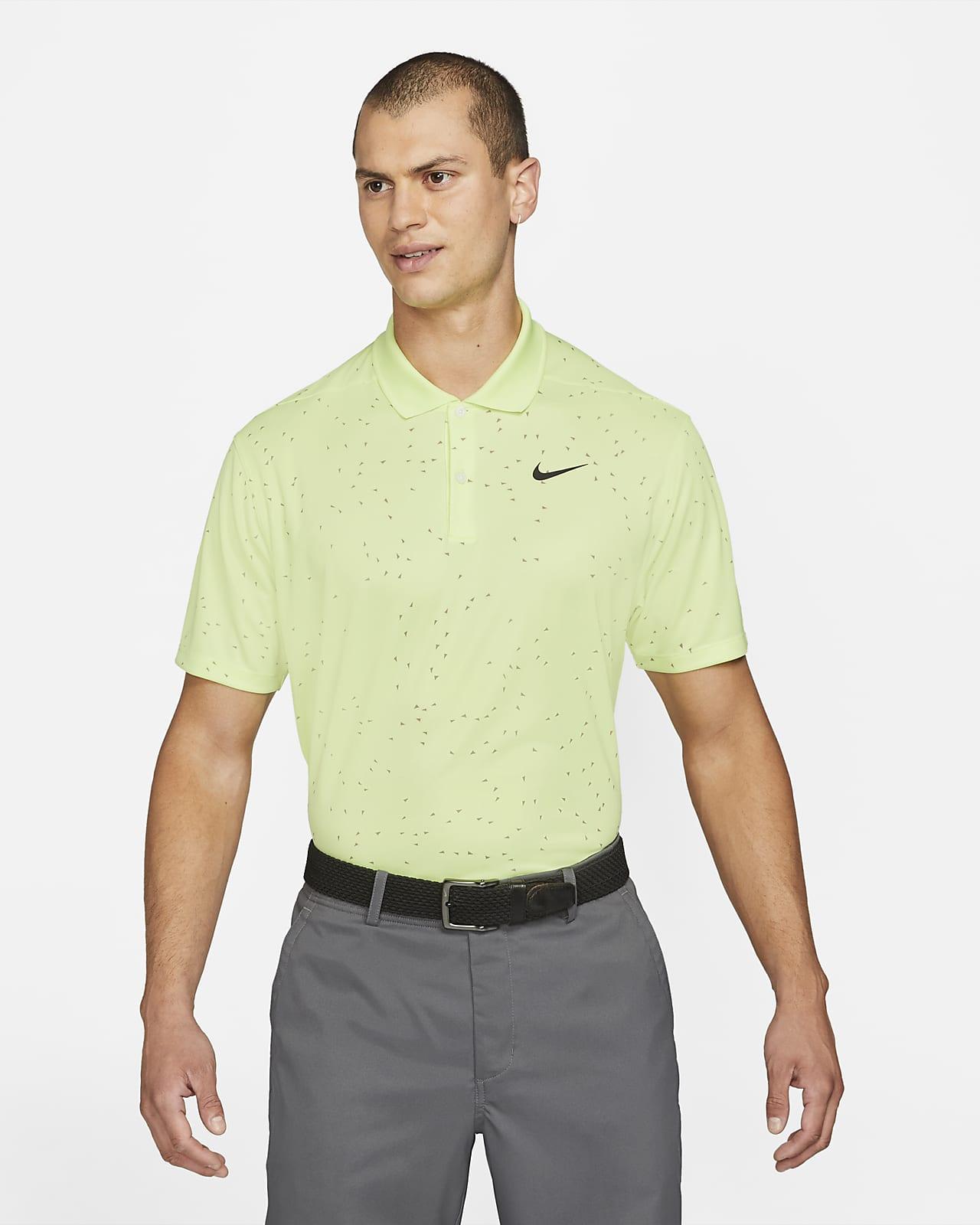 Polo de golf estampado para hombre Nike Dri-FIT Victory