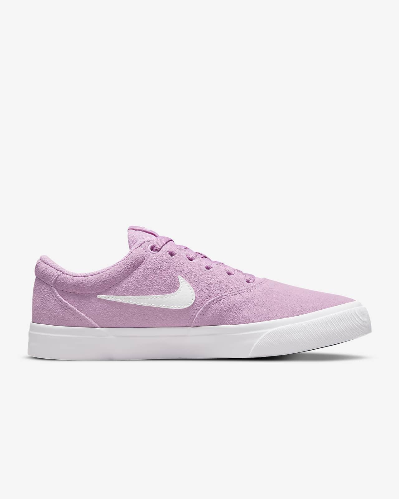 Nike SB Charge Suede Women's Skate Shoe. Nike LU