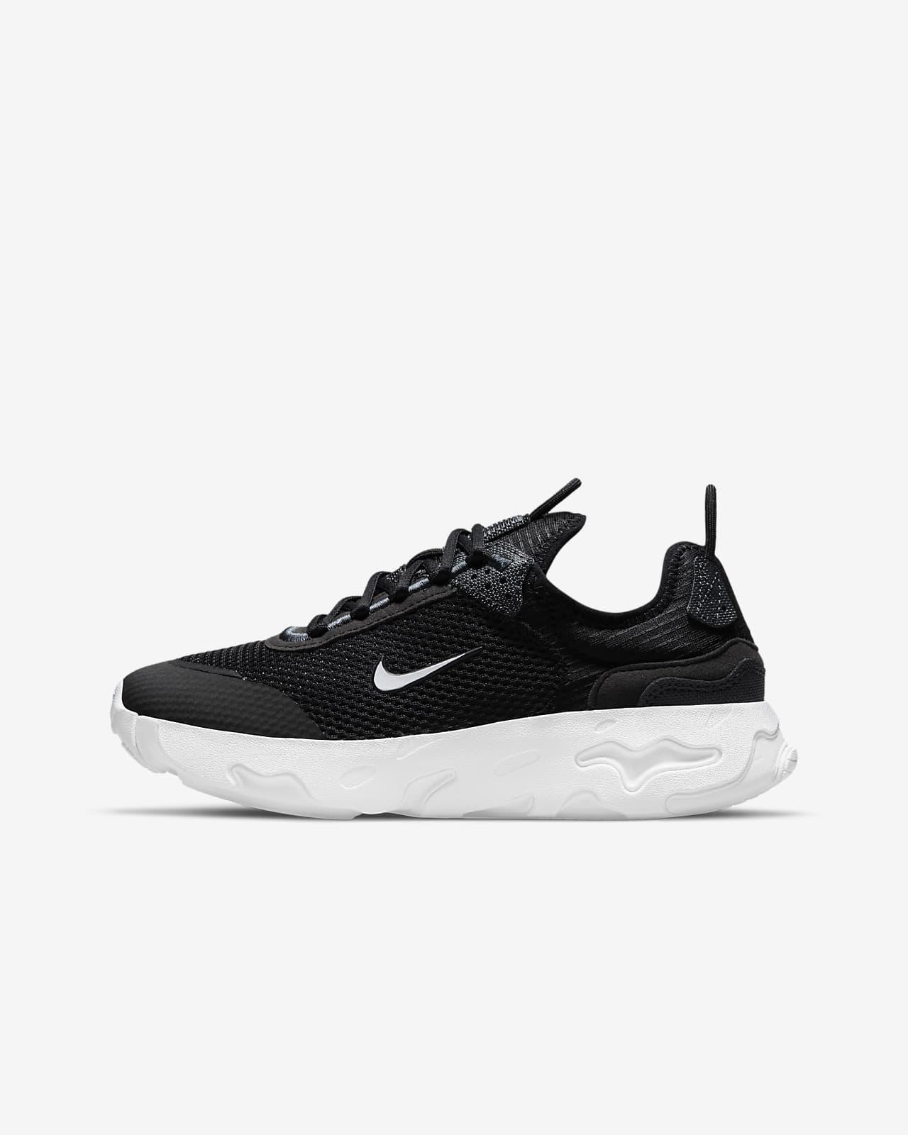 Nike React LIVE-sko til store børn