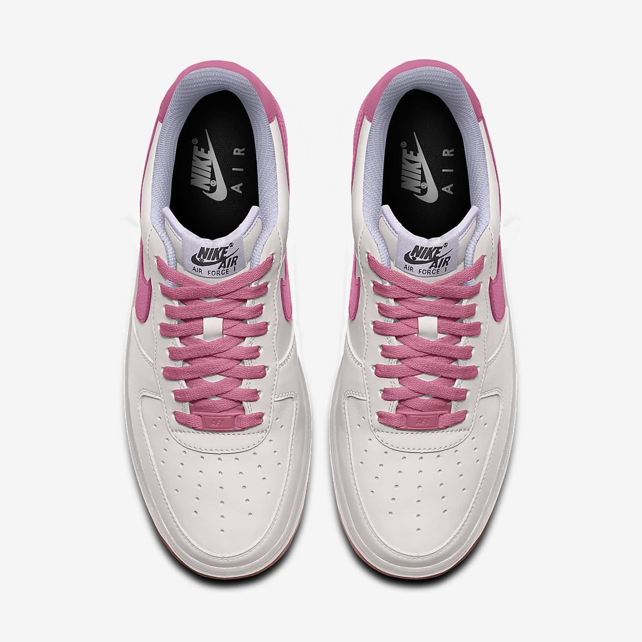 Nike Air Force 1 Low By You Custom Women's Shoe. Nike CA