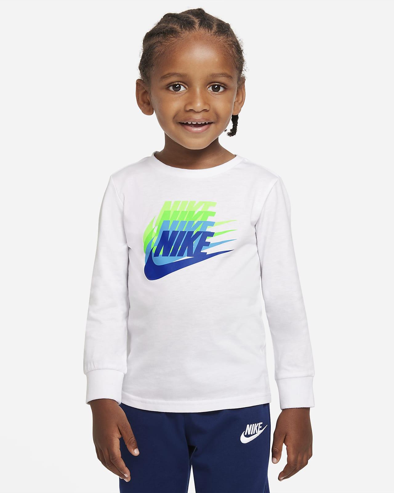 Nike 婴童长袖T恤