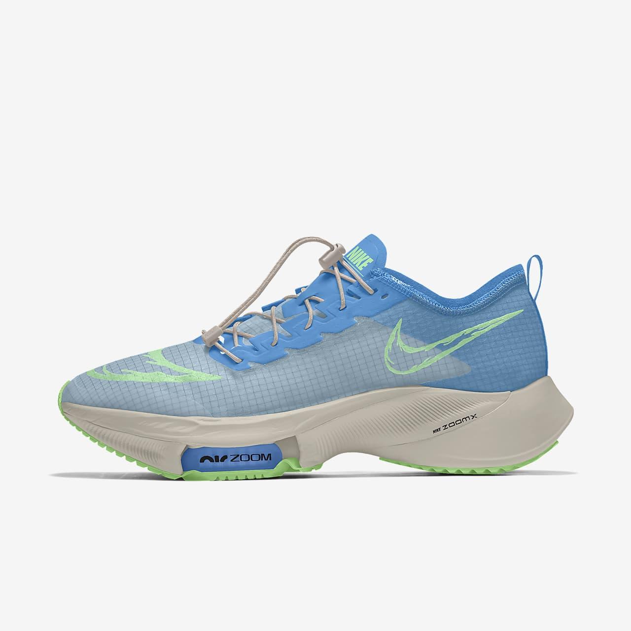 Nike Air Zoom Tempo NEXT% By You Custom hardloopschoen voor heren