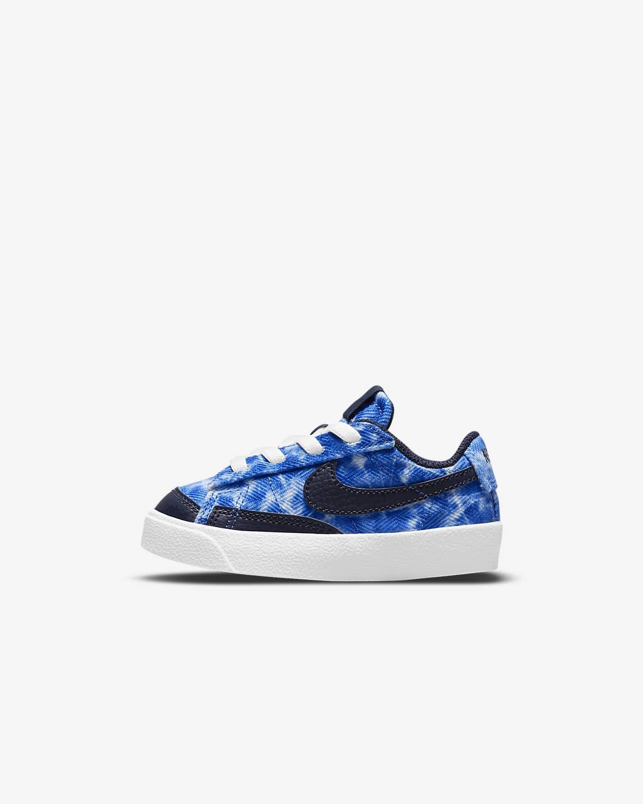 Nike Blazer Low '77 Schuh für Babys und Kleinkinder