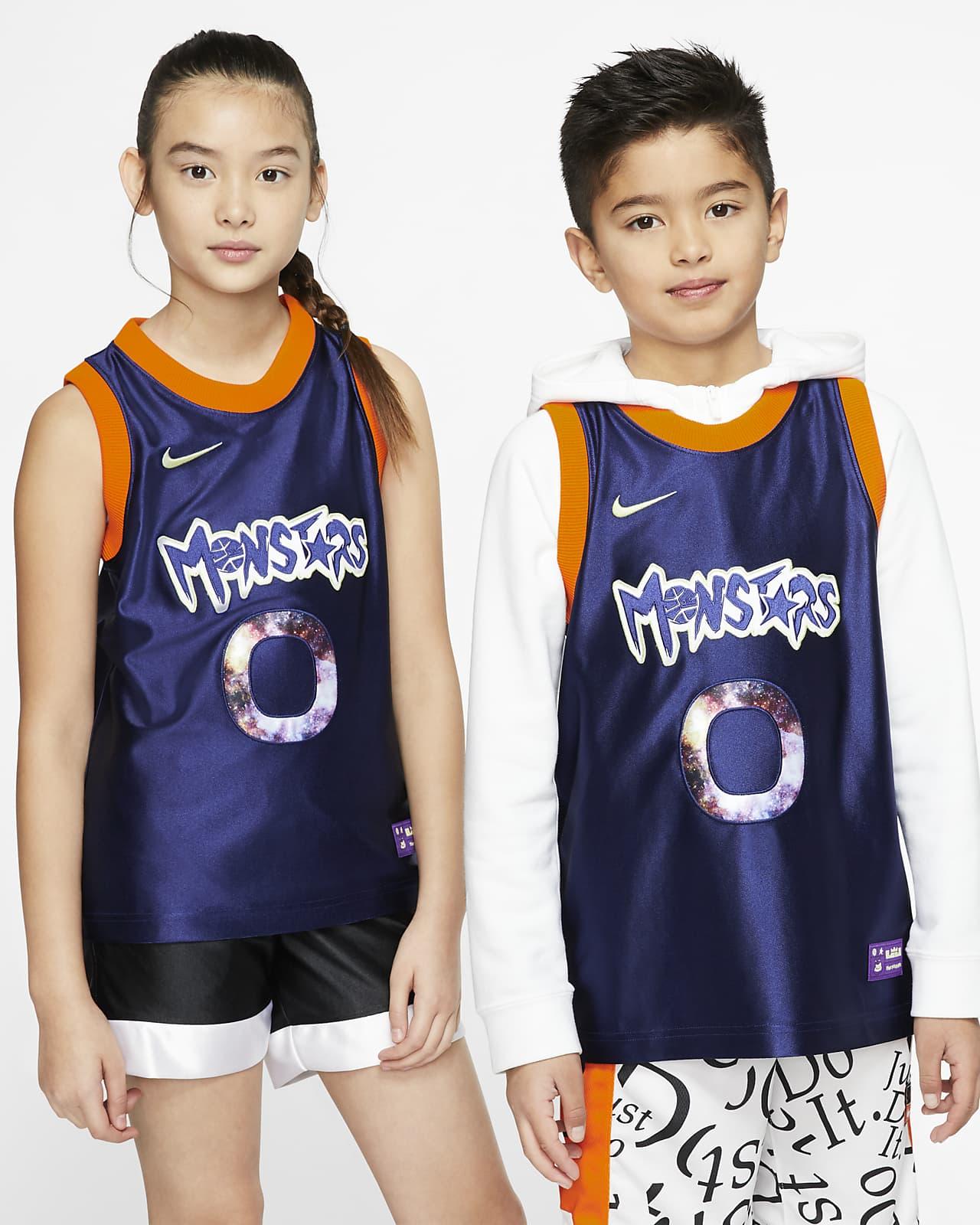kids lebron jersey