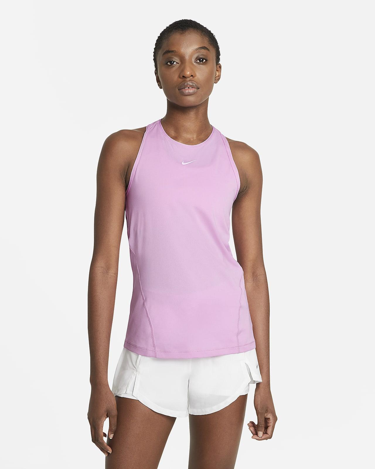 Nike Pro nettingsinglet til dame