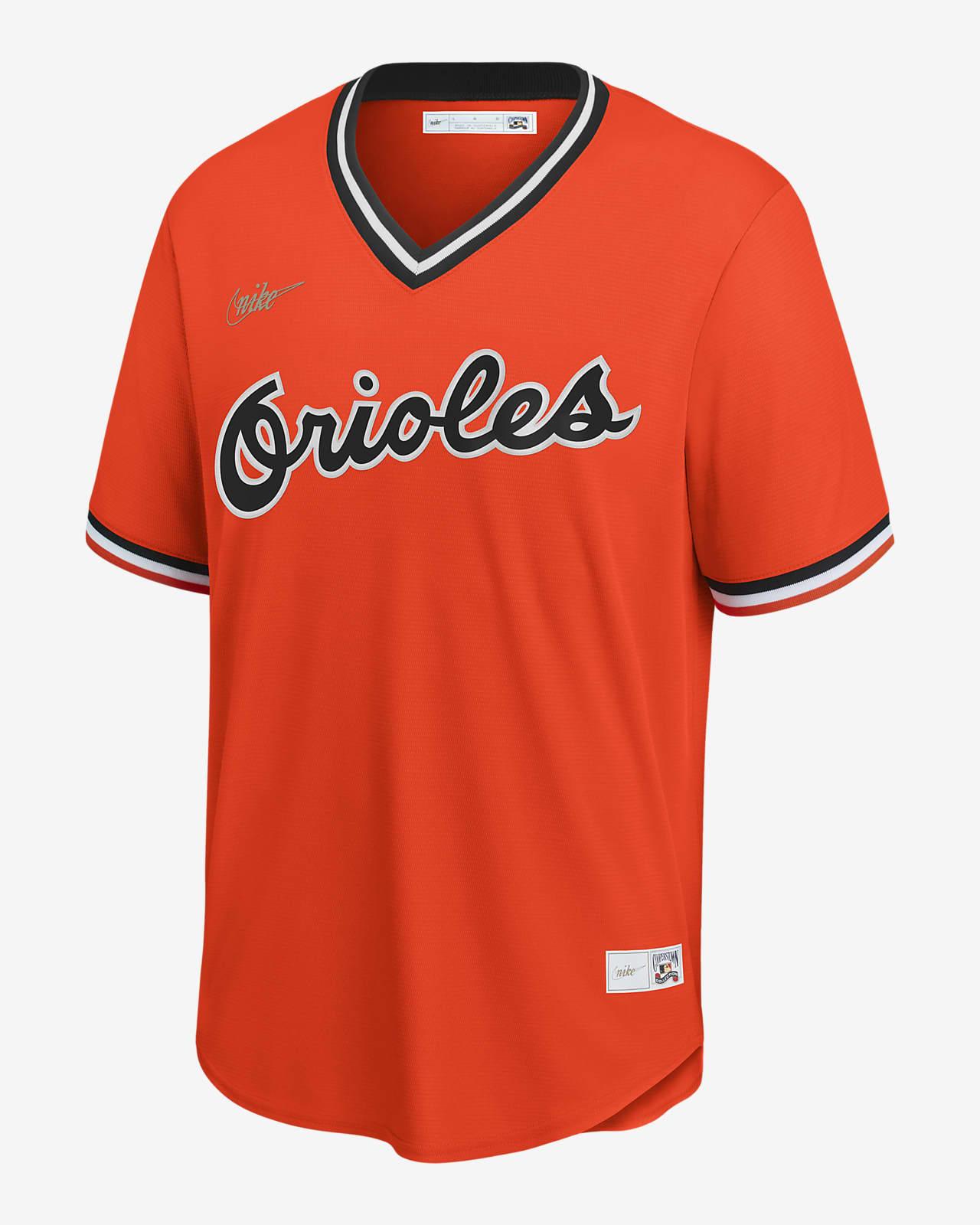 MLB Baltimore Orioles Men's Cooperstown Baseball Jersey