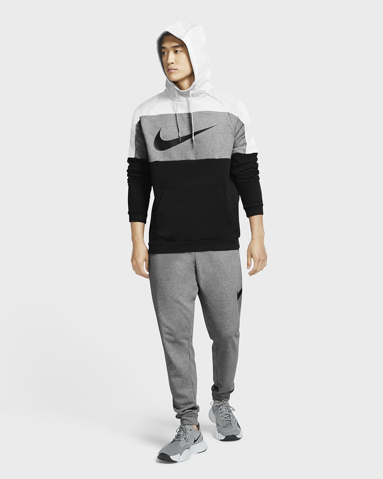 Sweat à capuche de training Nike Dri FIT pour Homme