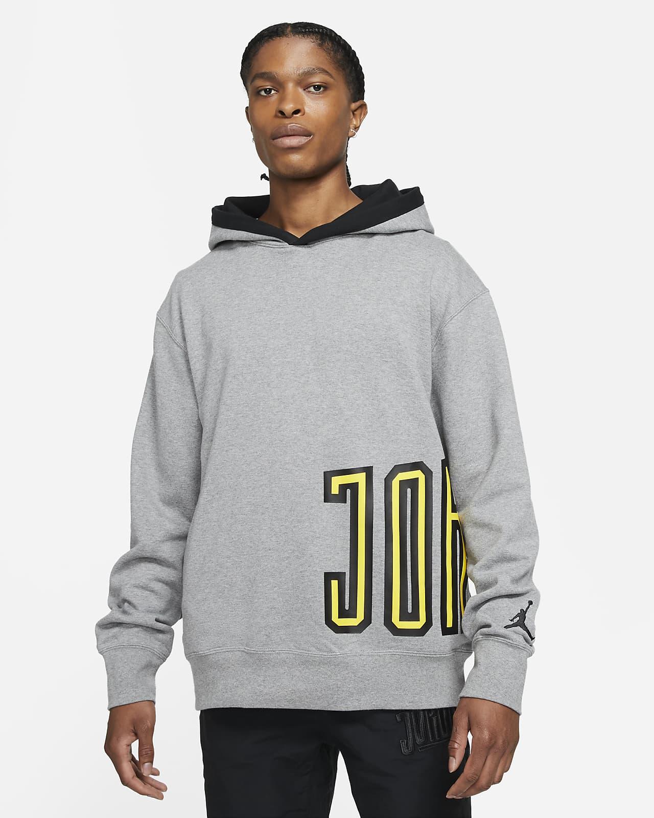 Sudadera con capucha de tejido Fleece para hombre Jordan Sport DNA