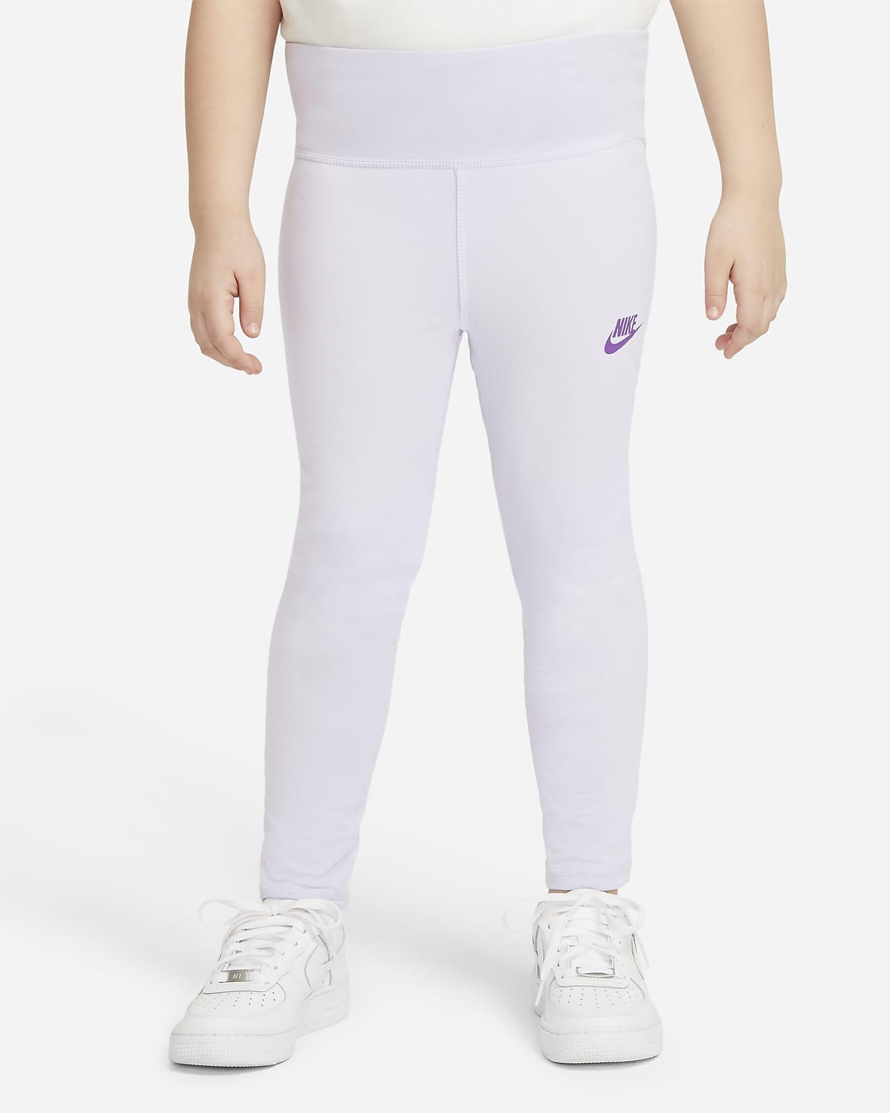 Leggings de cintura alta para niñas talla grande Nike Sportswear Favorites (talla extendida)
