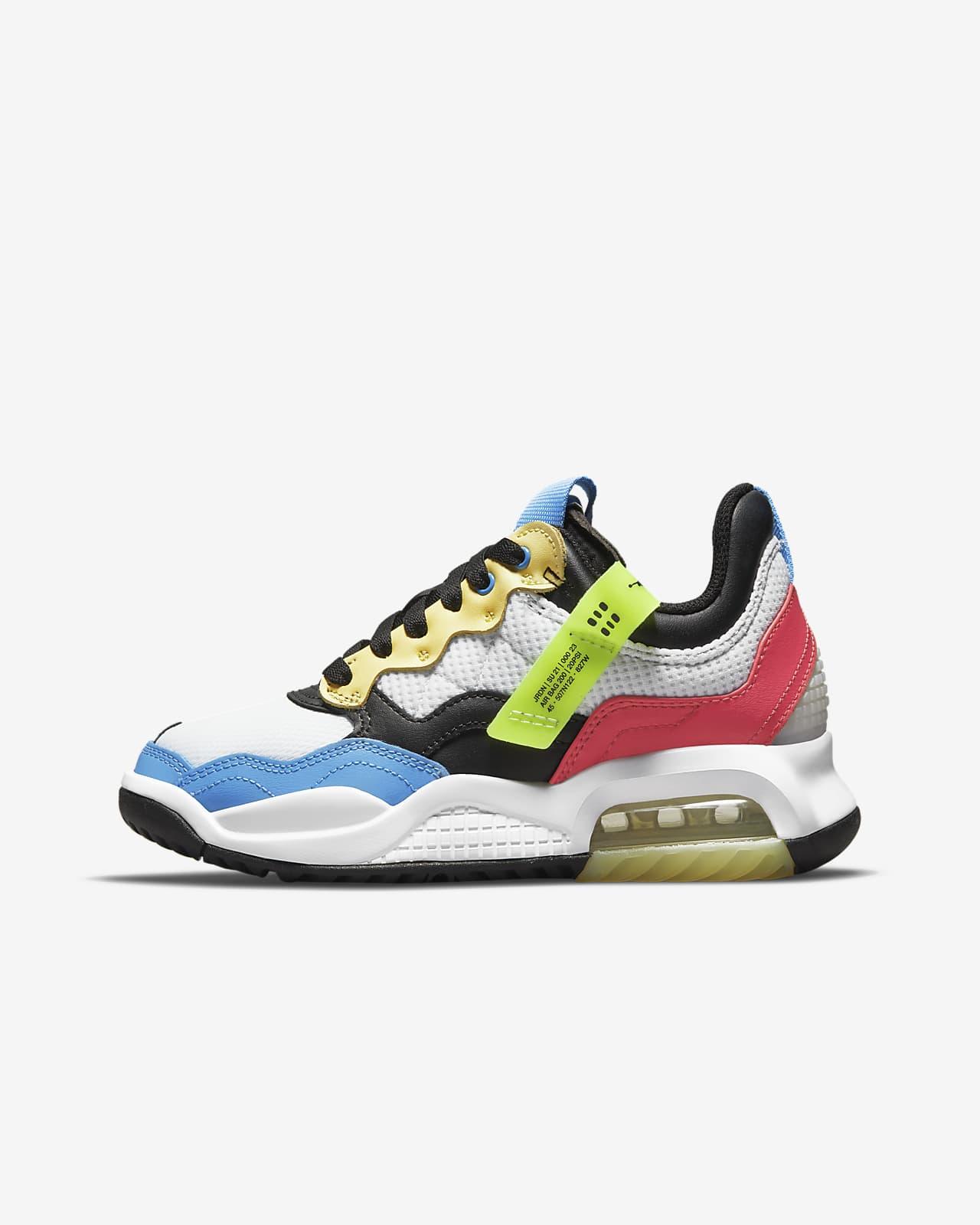 Jordan MA2 大童鞋款